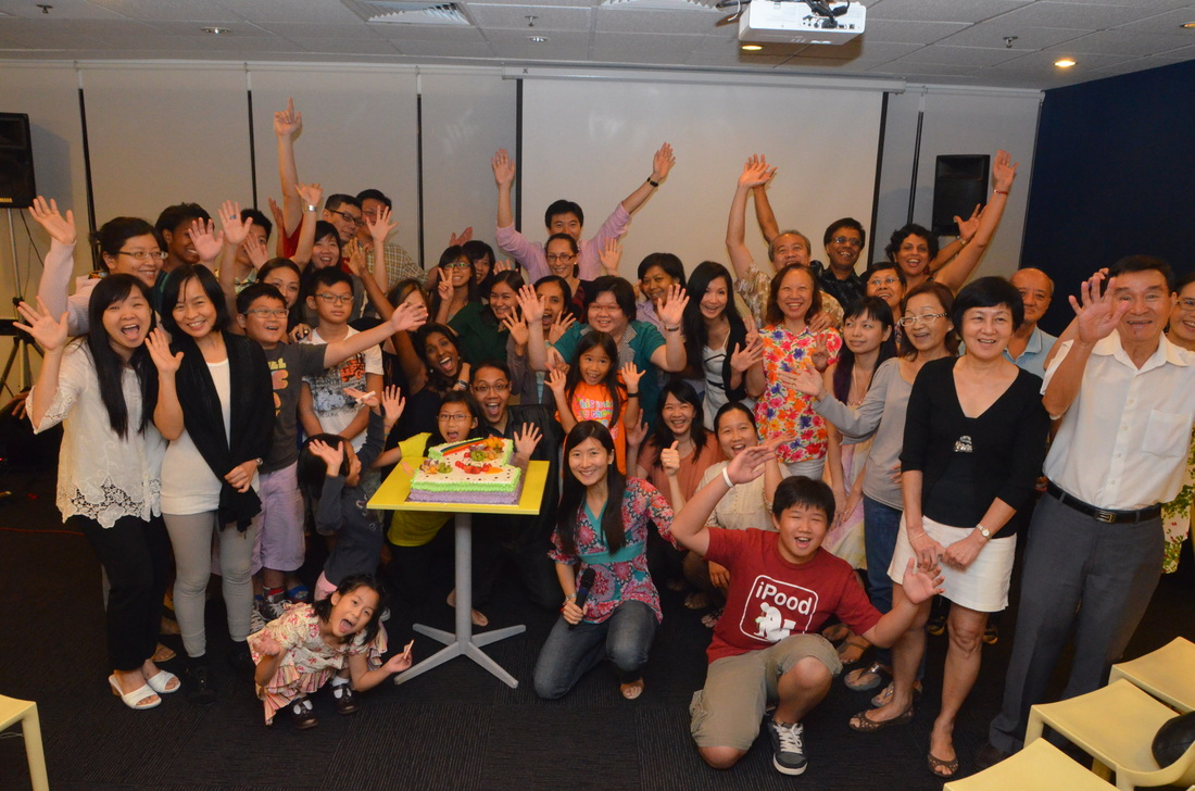 Missional Church Communities Network Singapore